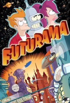 Futurama // Here's hoping for a good ending. I'm vary sad for this to be leavening tv :(