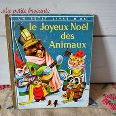Le joyeux Noël des animaux des deux coqs d'or