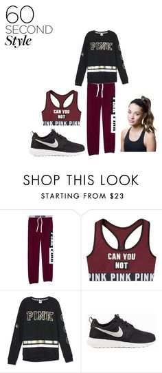 """""""Untitled #381"""" by music-of-the-worlds on Polyvore featuring NIKE and Titika"""