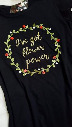 by Aliah Flower Power, Elsa, December, Flowers, Printed Tees, Royal Icing Flowers, Flower, Florals, Jelsa