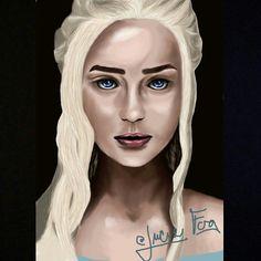 Game of Thrones, Digital art Game Of Thrones Characters, Digital Art, Fictional Characters, Fantasy Characters