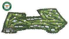 golf course maps - Google Search