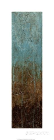 Oxidized Copper I Limited Edition by Jennifer Goldberger at AllPosters.com