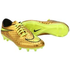 Chuteira Nike Hypervenom Gold Phantom FG - Compre Agora c127e5bbb1f79