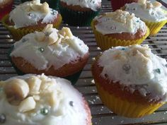 ... Nut Cupcakes on Pinterest | Banana nut, Cupcake and White chocolate