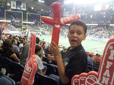 Indoor Arena football - Chicago Rush