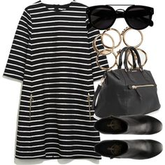 Untitled #3595 by laurenmboot on Polyvore featuring Zara, Crown Vintage and MANGO