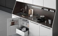 How to Design a Kitchenette | Ktchn Mag