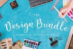 The Design Bundle from DesignBundles.net
