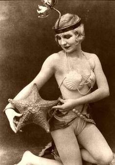 1920s mermaid. by hanan.crystal
