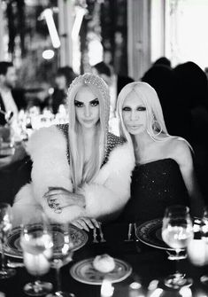 1000+ images about Donatella Versace on Pinterest ...