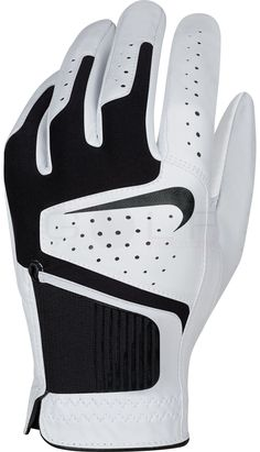 Nike Dri-Fit Tech II Golf Glove Dri-Fit Technology, Comfortable, Great Fit Gloves Equipment - $19.99