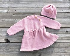 The set is made on an individual order, so please write me any comments. Pure alpaca baby dress and hat would be beautiful and comfortable clothes on spring days. This lovely knitted baby dress and hat are made of yarn Babyssimo (100% Alpaca Baby) by Italian manufactory Pecci 1884. Alpaca is