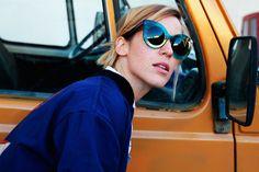 Los 7 días/ 7 looks de Nuria 'Frecklesnur' Vall © Chloe Wallace