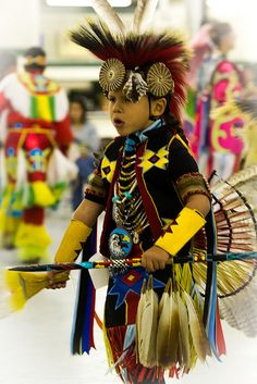 22nd Annual Great American Indian Exposition Pow-Wow and Show by BrighterNites, via Flickr