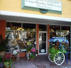 Florist | From Roehm With Love | 257 NE 2nd Avenue Delray Beach, Florida 33444    www.TheSeagateHotel.com