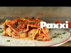 Λαζάνια με μπακαλιάρο - Paxxi (E169) - YouTube