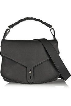 Thakoon Hudson leather shoulder bag   NET-A-PORTER