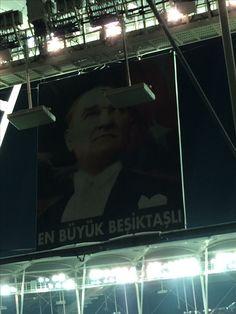 EN BÜYÜK BEŞİKTAŞLI ‼️ (Mustafa Kemal Atatürk)