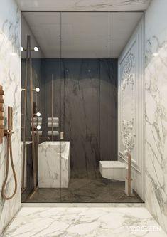 Breathtaking 39 Simple Bathroom Design Modern Classic Home http://homiku.com/index.php/2018/03/21/39-simple-bathroom-design-modern-classic-home/
