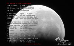 THE TAVERN OF THE RISING MOON - lyrics