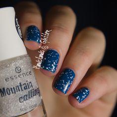 handstands & glitter: Essie