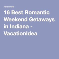 Romantic weekend getaways vermont vacation ideas for for Best weekend vacations for couples