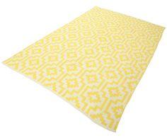 Handgewebter Teppich Hoaka
