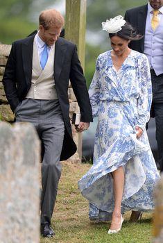 Meghan Markle a trouvé la parfaite robe d'été | Vogue