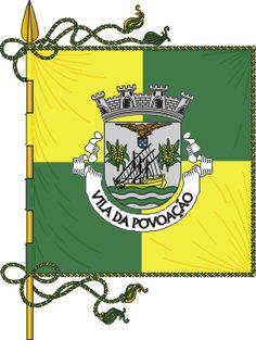 Bandeira de Povoação