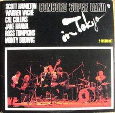 Concord Super Band - In Tokyo 1979 2 x LP Vinyl near mint