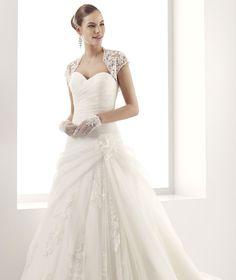 Abito da Sposa JOAB15460IV collezione JOLIES 2015, Nicole Spose