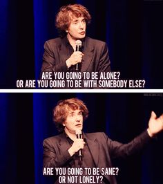 well - sane it is then. You Make Me Laugh, Laugh At Yourself, Laugh Out Loud, Stand Up Comics, Dylan Moran, Introvert Humor, Black Books, Cheer Up, Just For Laughs