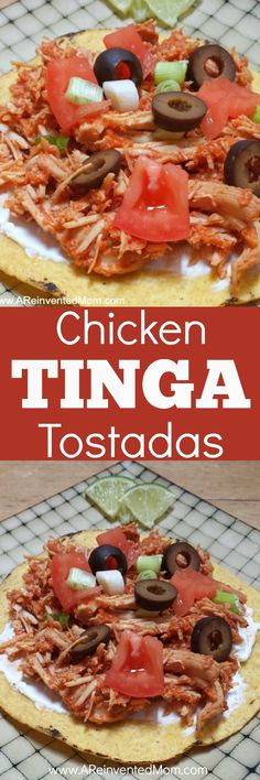 963020 best favorite food bloggers images on pinterest kitchens chicken tinga tostadas pinterest a reinvented mom forumfinder Image collections
