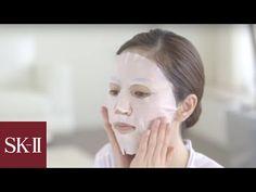 Application guide - Facial Treatment Mask