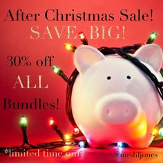 30% OFF ALL BUNDLES! Please Share! 30% off all bundles for a limited time! Including clearance items!! *Please use the bundle feature! Items reduced to their absolute lowest unless bundled! KEEP SCROLLING!! Amazing deals!! I need all of that gone to make room for new inventory!! ❤️❤️ Other