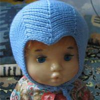 Ravelry: Baby Hat pattern by Olga Dryganets Knitting For Kids, Sewing For Kids, Baby Knitting, Sweater Hat, Knit Beanie Hat, Baby Hat Patterns, Knitting Patterns, Baby Barn, Knit Baby Dress