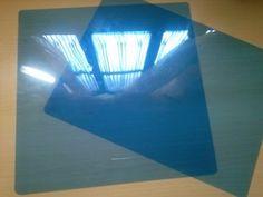 Como descolorir radiografia para fazer folha de acetato para artesanato - com água sanitária - YouTube