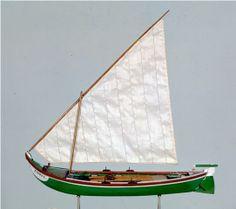 Bateira (Figueira da Foz) | Embarcações Tradicionais | Portuguesas | Bateiras | Dorna