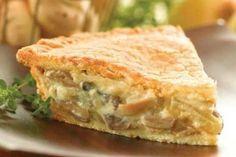Vegetable Pie Recipe In Urdu - Step by Step Easy Urdu Instructions Mushroom Pie, Vegetable Pie, Urdu Recipe, Savory Tart, Savoury Pies, Slow Cooker Chicken, Pie Recipes, Food Processor Recipes, Stuffed Mushrooms