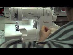 ▶ Ovation Blindhem Foot - YouTube