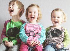 the blogbook.: designliebe: geplottete Kinderfreuden