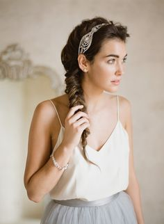 Beautiful Wedding Day Hair Accessories