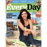 Through 6/22/12, a one year subscription (10 issues) to Everyday with Rachael Ray Magazine drops from $23.99 to $4.50 with our code BRADFB at DiscountMags
