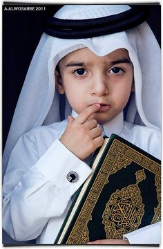 Learn Quran Academy is a platform where to Read Online Tafseer with Tajweed in USA. Best Online tutor are available for your kids to teach Quran on skype. Muslim Men, Muslim Girls, Muslim Pray, Muslim Family, Muslim Couples, Islamic Images, Islamic Pictures, Beautiful Children, Beautiful Babies