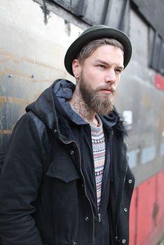 Keno Weidner| London Men's Fashion Week Street Style |Photographed byKuba Dabrowski [ male models | popular | facebook | twitter | google+ | instagram ]