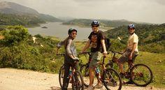 9 Days - 8 Nights - Kochi - Munnar - Thekkady - Kumarakom - Houseboat - Soak it all up on a Bike! Kumarakom Houseboat, Love Proposal, A Passage To India, Adventure Gifts, Munnar, Visit India, Responsible Travel, Experience Gifts, Adventure Activities