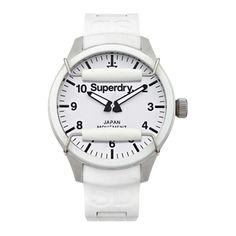 #Uhr von Superdry Watches - Scuba white