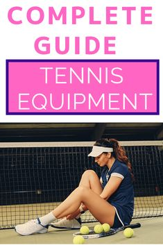 What tennis equipment do you need to become a tennis player? Find out how to select the best tennis racket and tennis shoes to start playing. Find out where to buy tennis gear that you will need from tennis balls to cute tennis outfits! Tennis Bags, Tennis Gear, Tennis Clubs, Tennis Clothes, Tennis Players, Tennis Outfits, Tennis Skirts, Sport Tennis, Tennis Dress