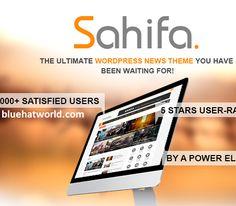 Download Sahifa 5.1.0 WordPress Theme Free